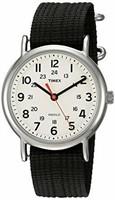 Timex Weekender 38mm Watch, Black Strap