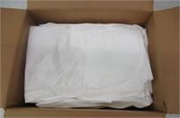 Tyvek White Coveralls, S30L, 25 Count