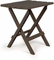 Camco 51886 Large Adirondack Folding Table -