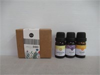 Lavender Lemon Lemongrass Essential Oil 10ML Pure