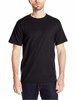 Hanes Men's 5X-Large Short-Sleeve Beefy