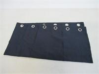 No. 918 Montego Grommet Textured Kitchen Curtain