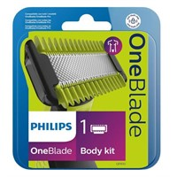 Philips OneBlade Body Kit, 1 Pack, QP610/50