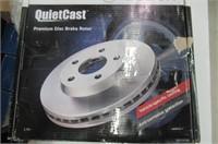 """""""As Is"""" Bosch 50011325 QuietCast Premium Disc"""