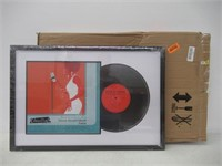 MCS Deluxe Record Album Frame, 25 by 16.5-Inch,