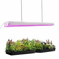 Byingo 4ft 64W Plant Grow Light - LED Integrated