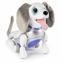 Zoomer Playful Pup, Responsive Robotic Dog with