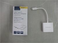 Insignia USBTypeC-HDMI Adp NS-PU378CHM-C