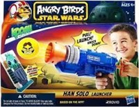 Hasbro Angry Birds Star Wars Han Solo Launcher