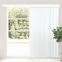 Chicology VBOW7884 Cordless Vertical Blinds,