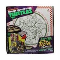 Nickelodeon Teenage Mutant Ninja Turtles Pop-Up