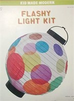 Kid Made Modern Flashy Light One Kit, Ages 6+