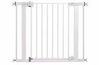 Safety 1st Auto Close Walk Thru Gate, White