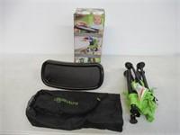 Summer Infant Pop 'N Sit Portable Booster, Green