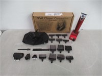 Wahl Stainless Steel Lithium Ion Plus - Red Beard