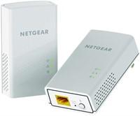 NETGEAR Powerline 1200 + 1 port - Starter Kit