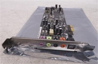 ASUS Xonar DGX PCI-E GX2.5 Audio Engine Sound