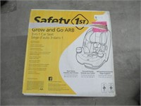 Safety 1st Safety 1StGrow and Go Arb 3-In-1 Car