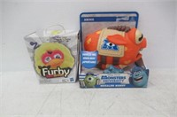 Lot of Toys, Monsters University Squealing Mascot