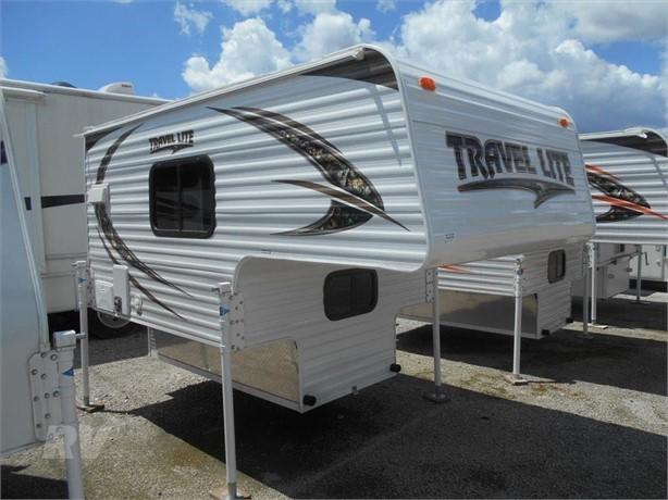TRAVEL LITE SUPER LITE 690FD Truck Campers For Sale - 3
