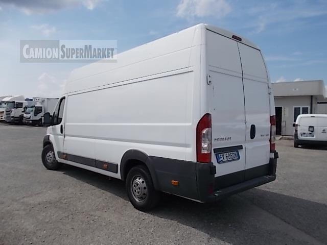 Peugeot BOXER Usato 2014