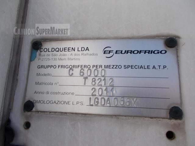 Iveco DAILY 70C14 Usato 2011 Piemonte