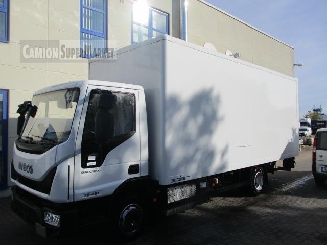 Iveco EUROCARGO 75-210 used