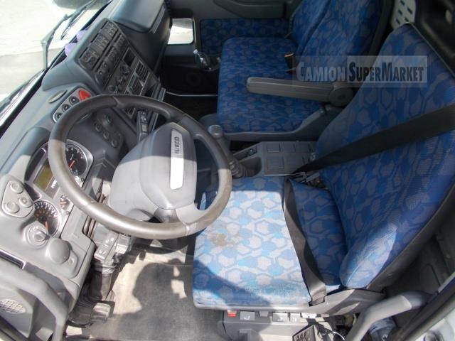 Iveco EUROCARGO 140E24 used 2007