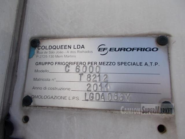 Iveco DAILY 70C14 Usato 2011