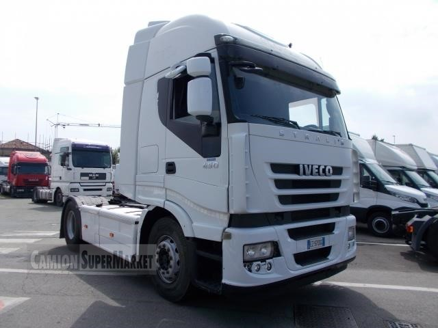 Iveco STRALIS 450 used