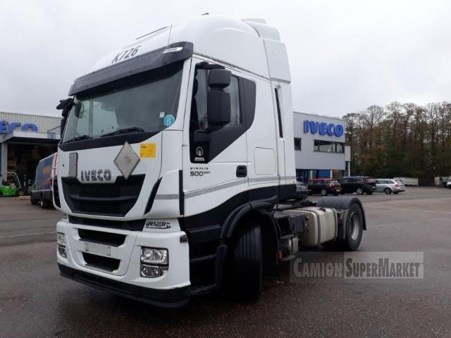 Iveco STRALIS 500 used 2015