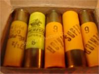Misc. 20 ga. ammo (one box full) including: