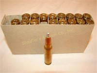 2 boxes Federal 300 Savage150-grain soft point &