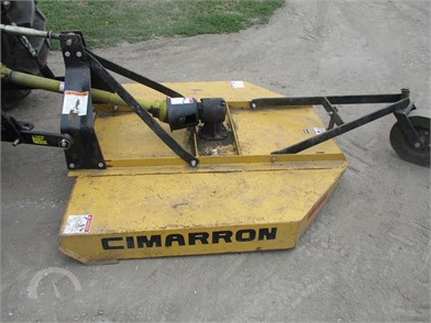 CIMARRON Rotary Mowers Auction Results - 6 Listings