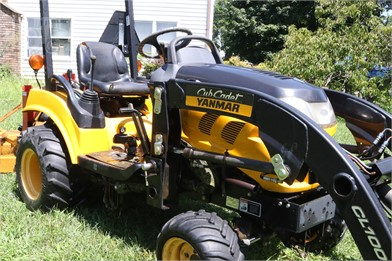 CUB CADET YANMAR SC2400 For Sale - 8 Listings | TractorHouse