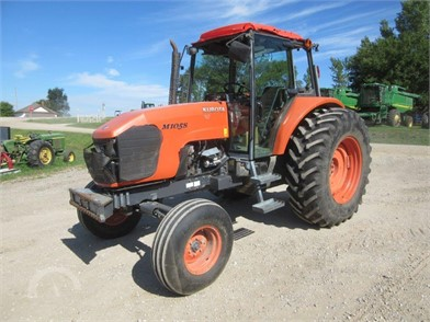 KUBOTA 100 HP To 174 HP Tractors Online Auctions - 2