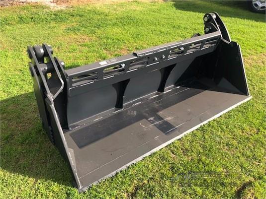 0 Barrett Skid Steer Bucket GP - Parts & Accessories for Sale