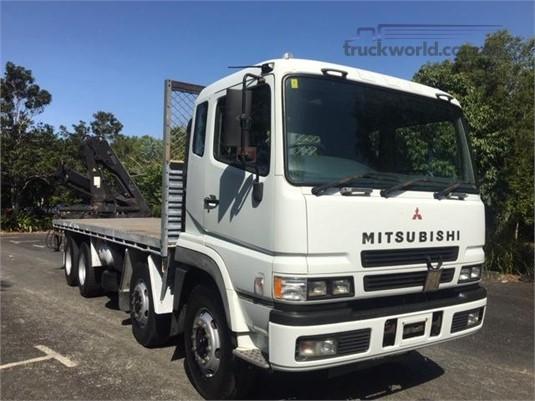 2003 Mitsubishi FS500 - Truckworld.com.au - Trucks for Sale