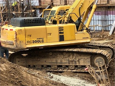 KOMATSU PC300 LC-6LE For Sale - 5 Listings | MachineryTrader
