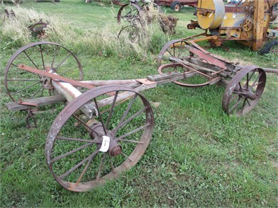 Horse Drawn Equipment Auction Results - 121 Listings