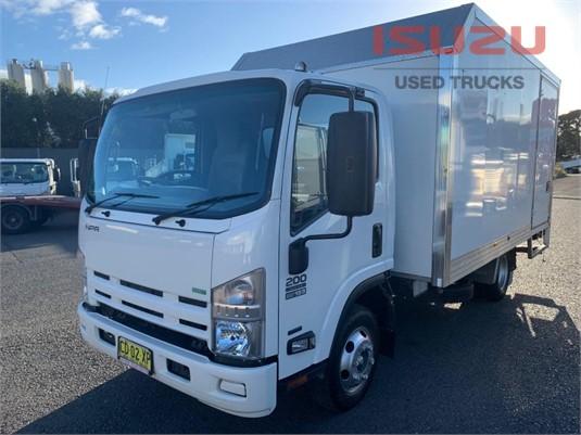2015 Isuzu NPR 200 AMT Premium Used Isuzu Trucks - Trucks for Sale