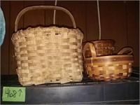 Decorative Shell & Baskets
