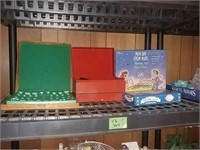 Jewelry Box, Games