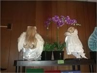 Dolls, Artificial Plants