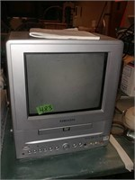 """Orion 8"""" TV With DVD Player"""