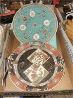 Symbol Meaning Book, Oriental Plates