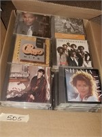 CDs , Movies