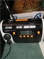 Radio, Headphones
