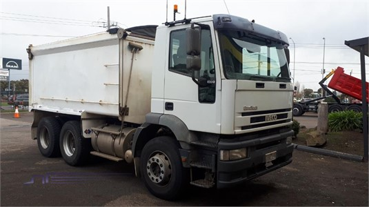 2003 Iveco Eurotech MP4100 - Trucks for Sale