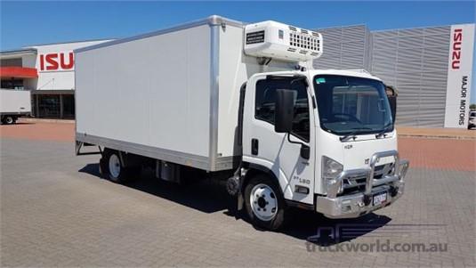 2015 Isuzu NQR 87 190 - Truckworld.com.au - Trucks for Sale